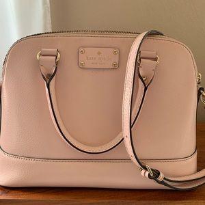 Pale Pink Kate Spade Handbag